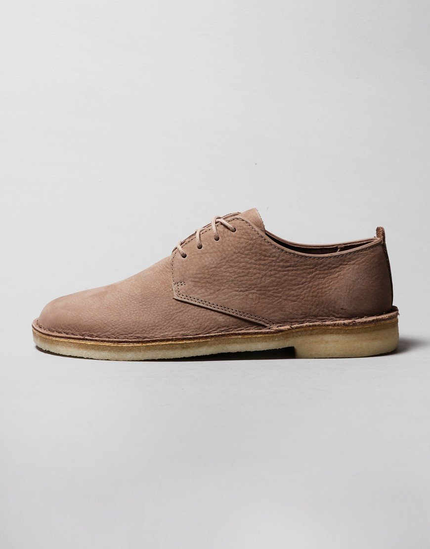 Clarks Originals Desert London Shoe Mushroom