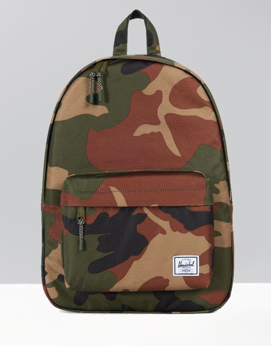 Herschel Classic Backpack Wood Camo