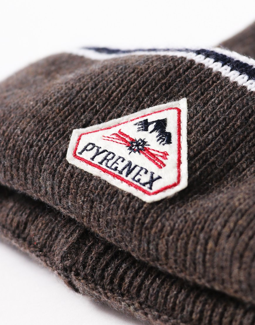 Pyrenex Colin Knitted Hat Sauge