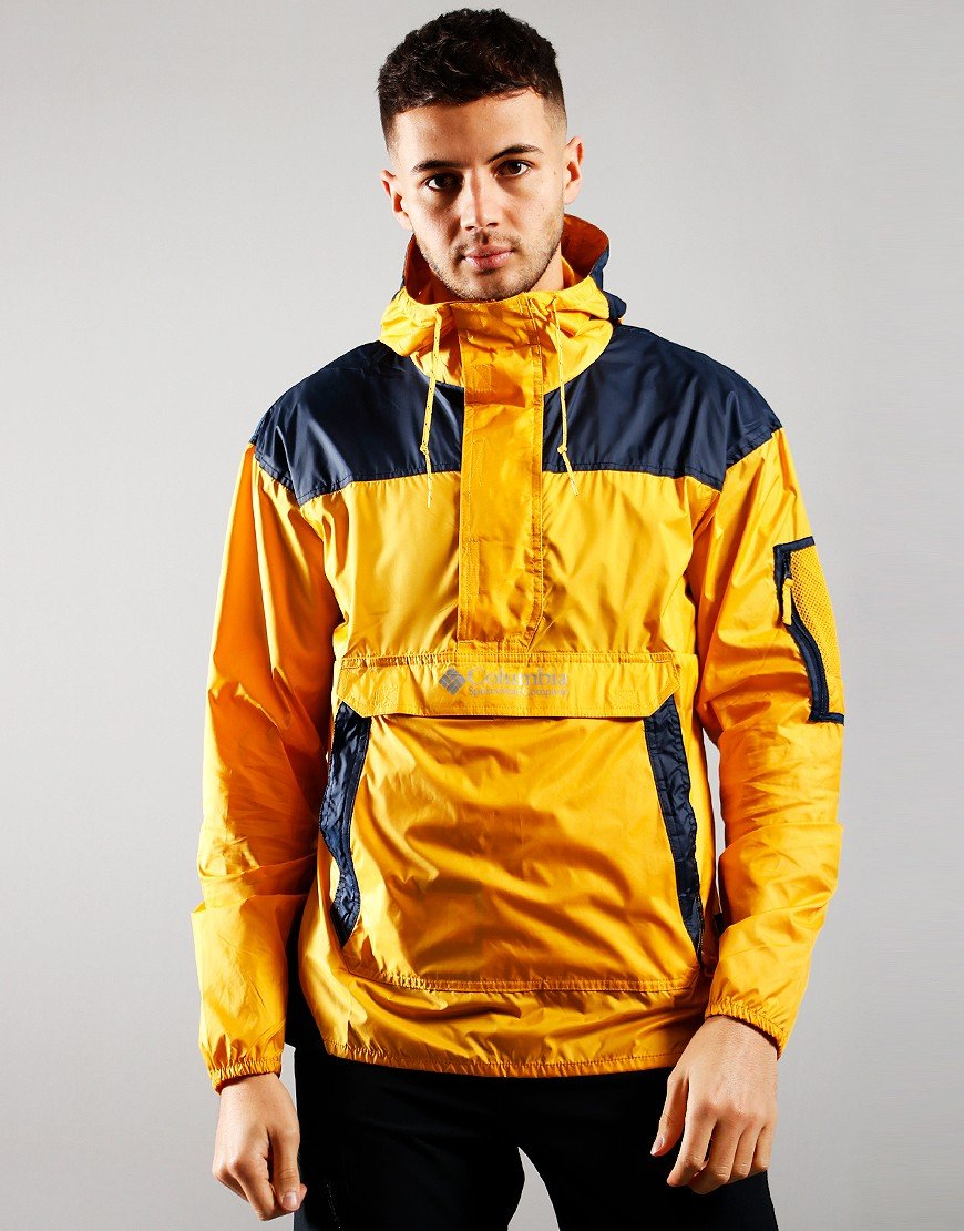 Columbia Challenger Windproof Jacket Bright Gold