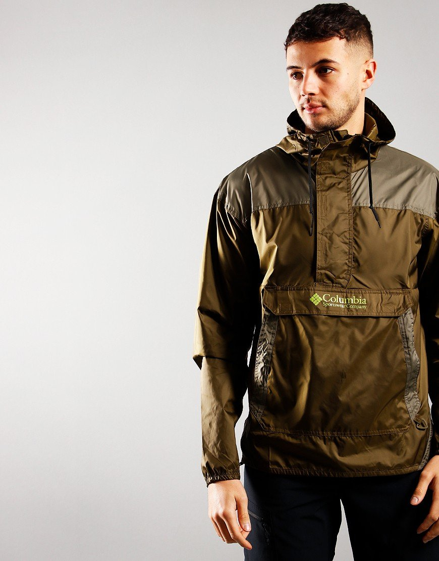 Columbia Challenger Windproof Jacket New Olive Stone