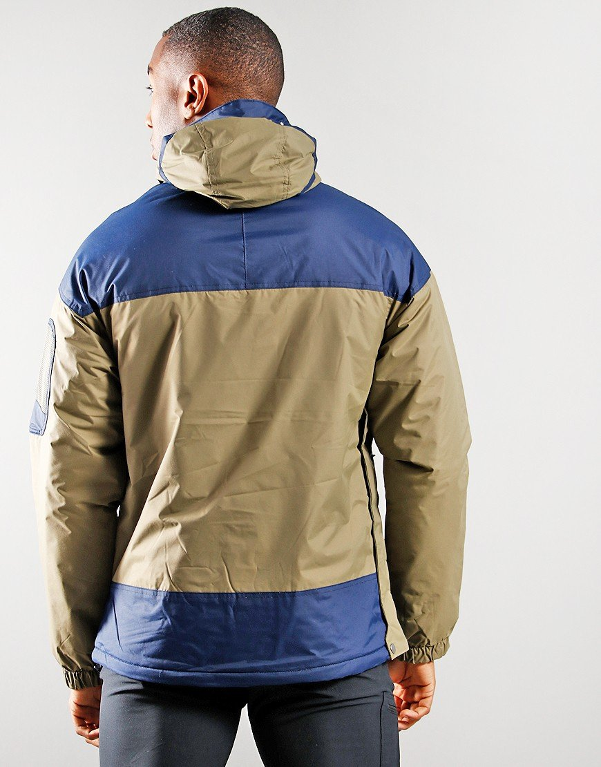 Columbia Challenger Pull Over Jacket Stone Green