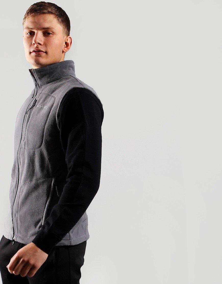 Columbia Fast Trek Vest Grey