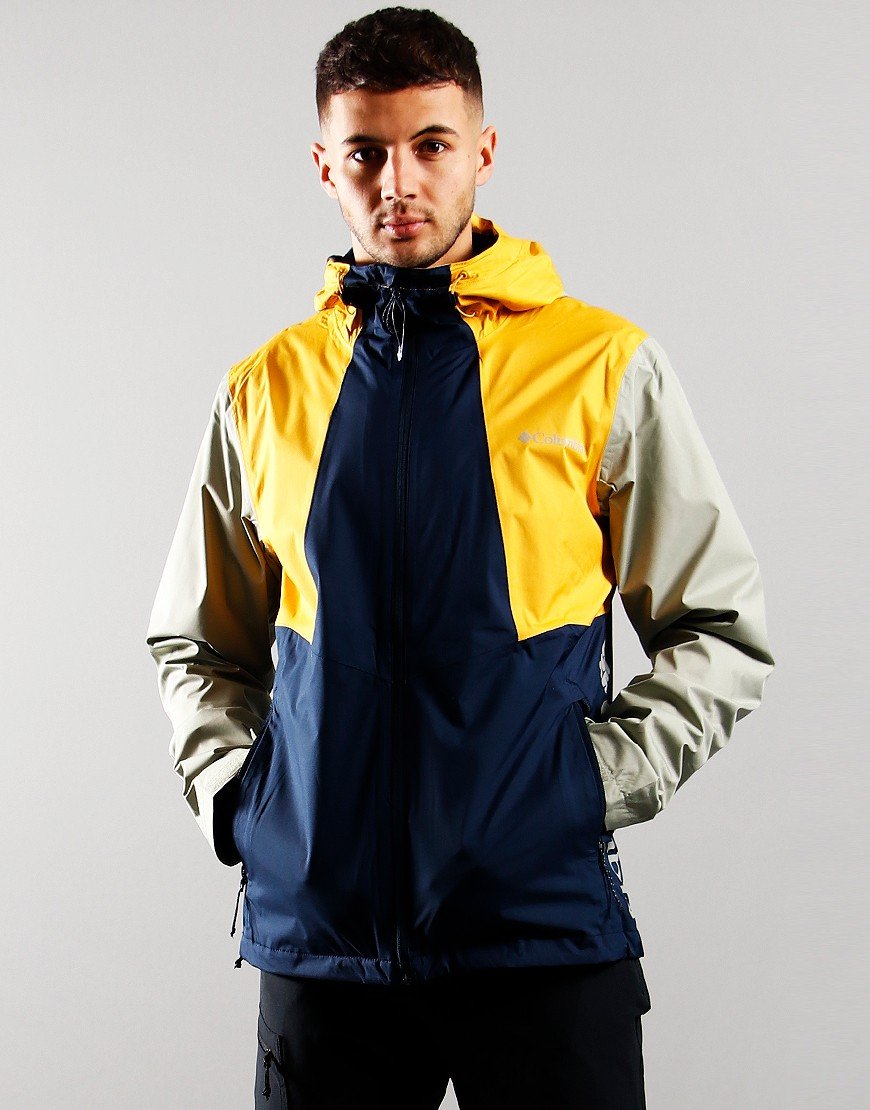 Columbia Inner Limits Jacket Navy