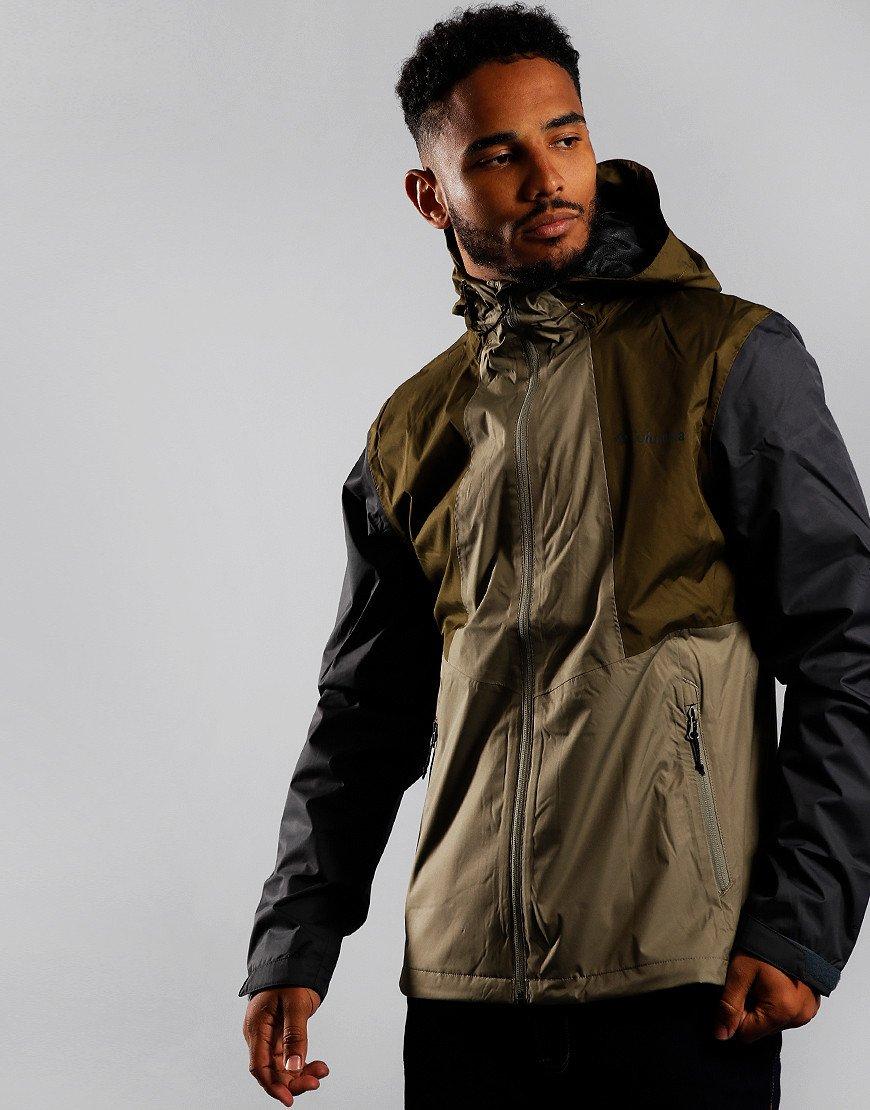 Columbia Inner Limits II Jacket Sage/New Olive/Shark
