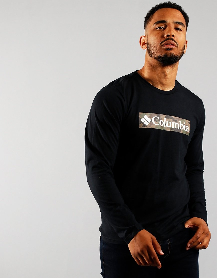 Columbia Lookout Point T-Shirt Black