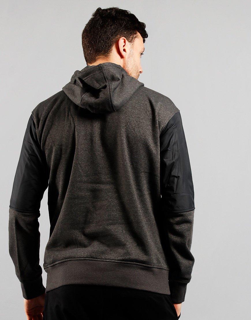 Columbia Minam River Hooded Sweatshirt Black