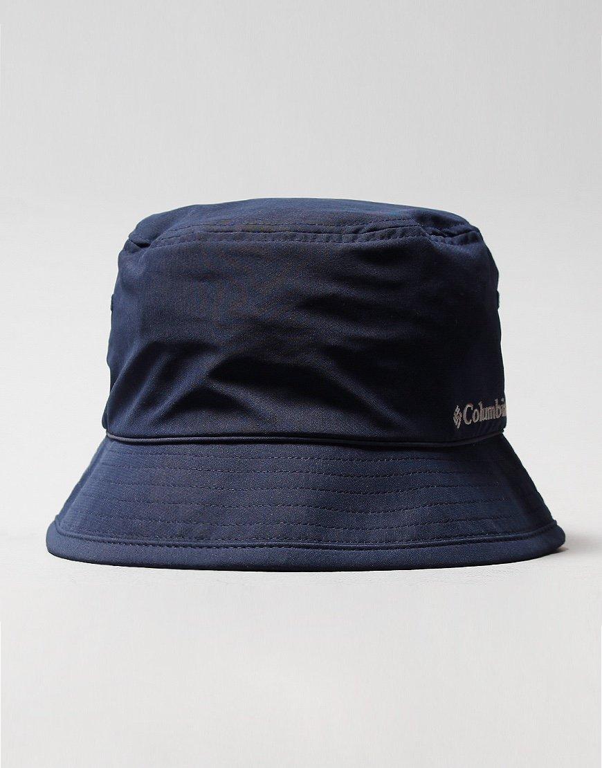 Columbia Pine Mountain Bucket Hat Collegiate Navy