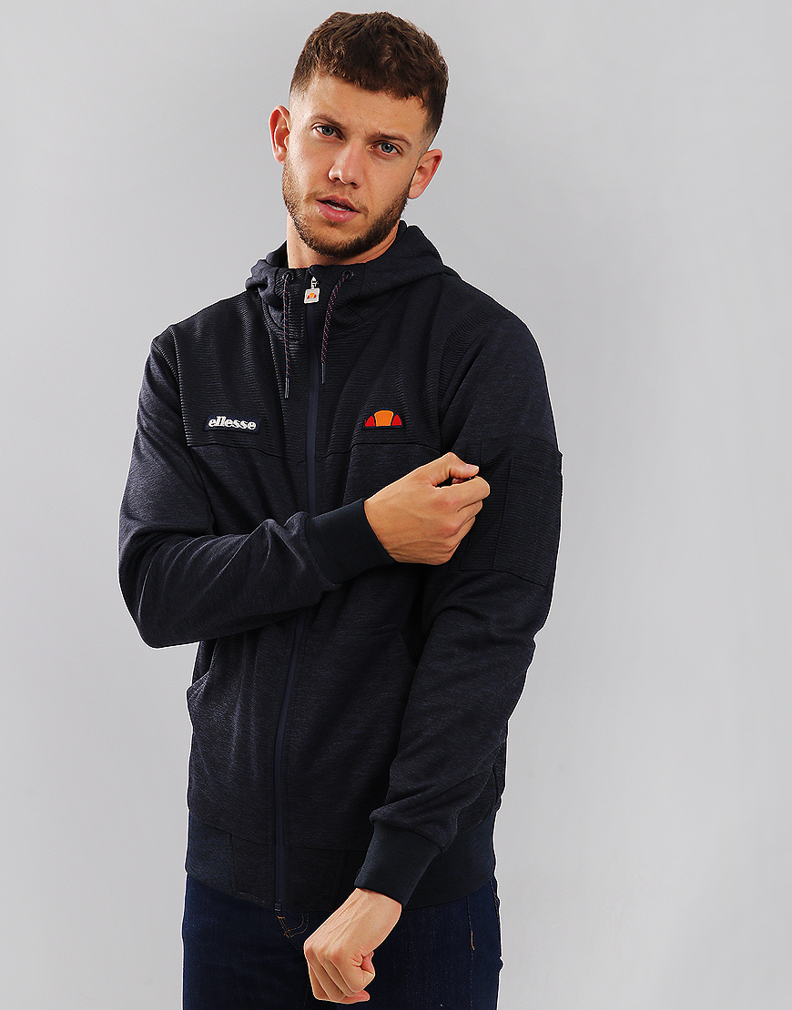 Ellesse Corsina Hoody Dress Blue