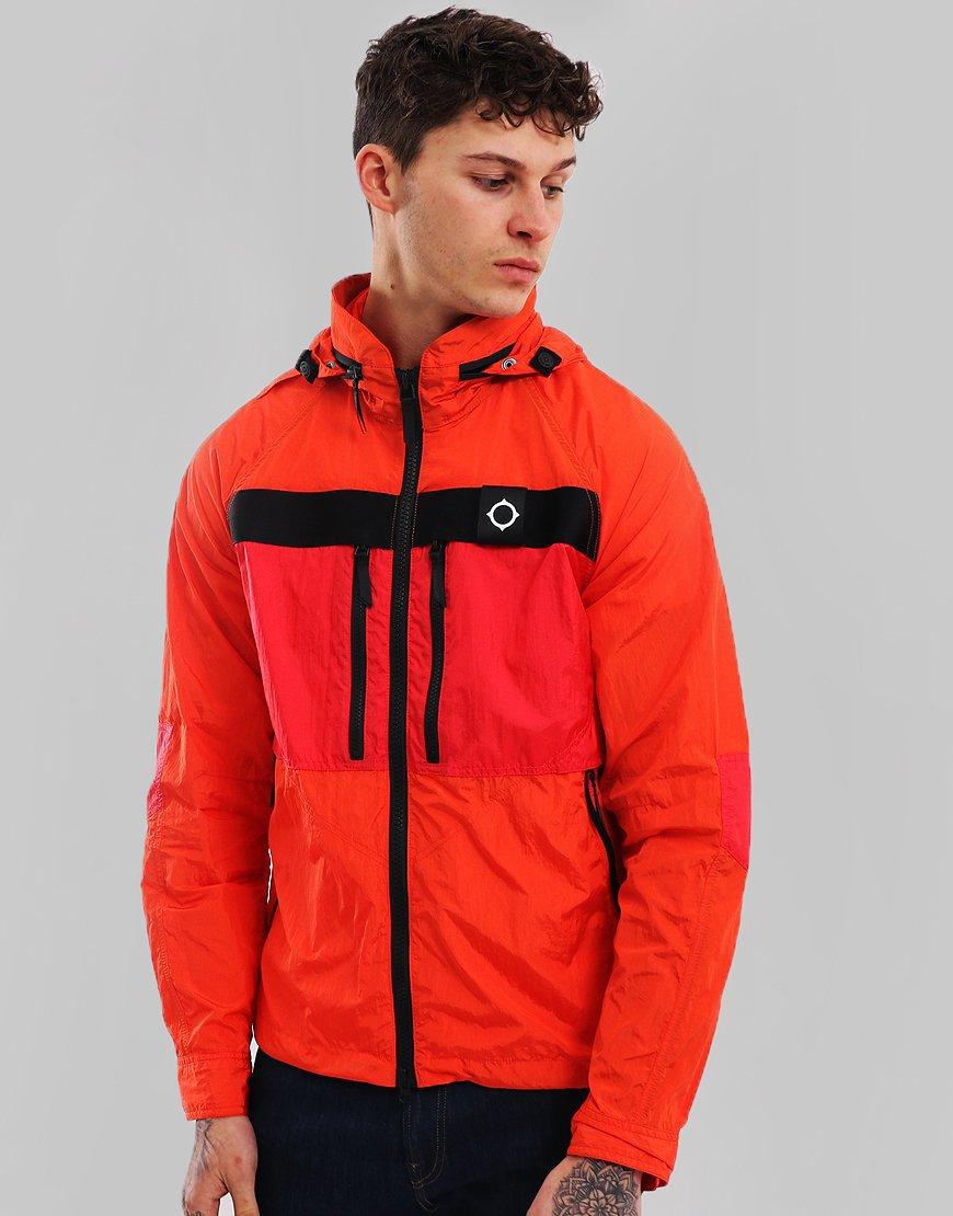 MA.Strum Corvus Windbreaker Safety Orange