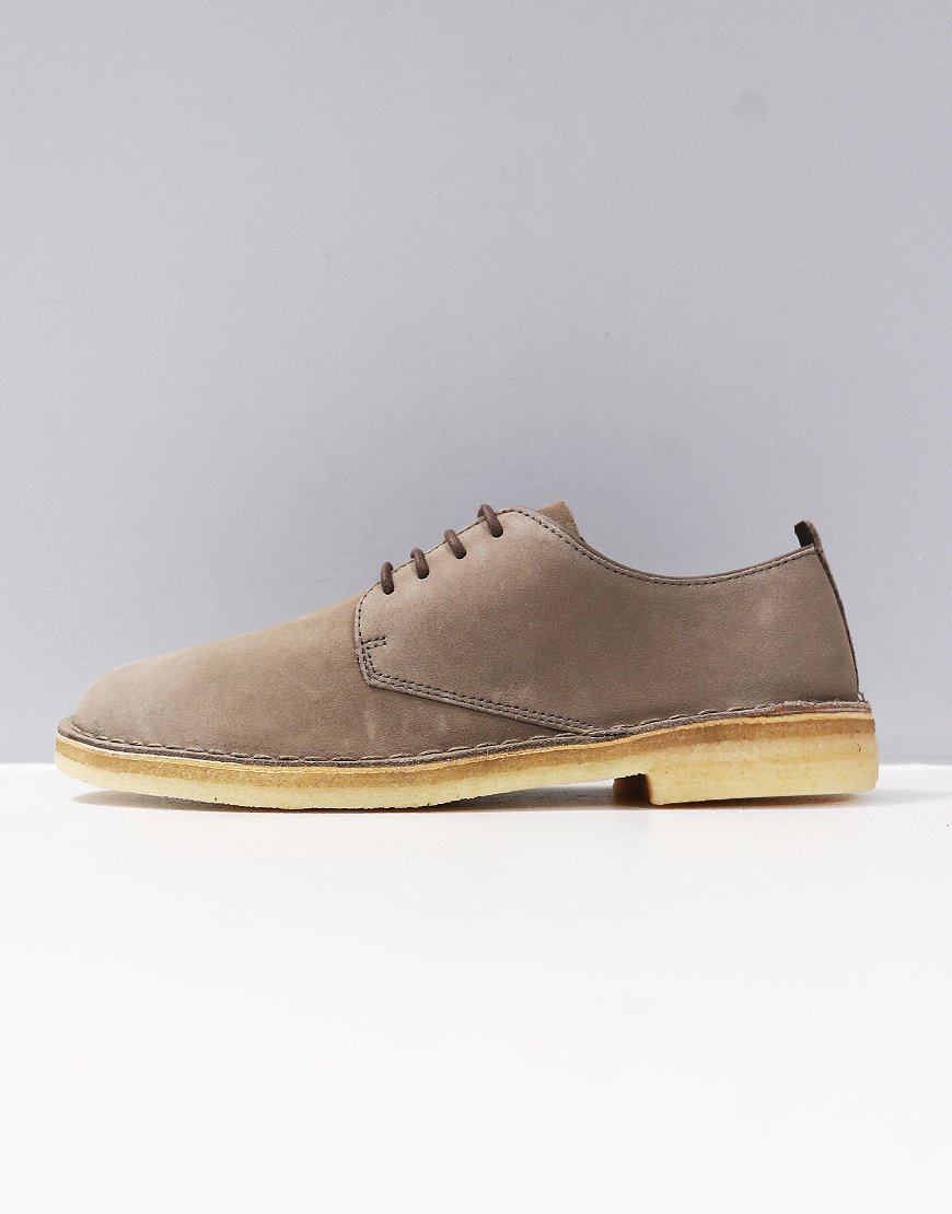 Clarks Originals Desert London Shoe Grey