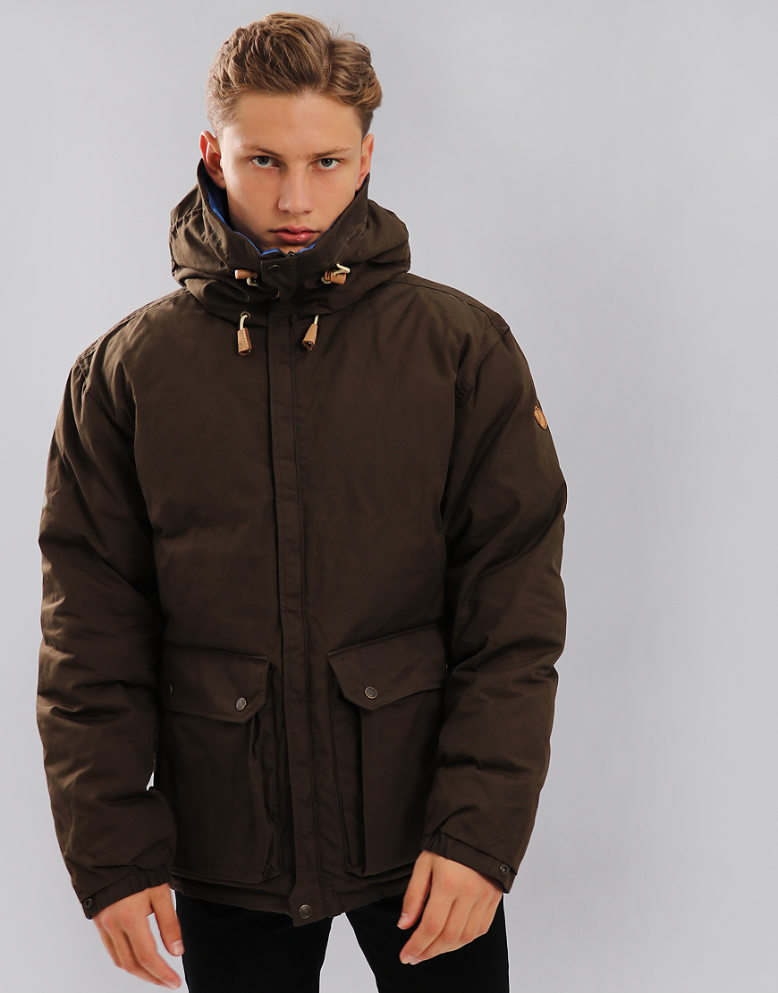 Fjällräven Down Jacket No.16 Dark Olive