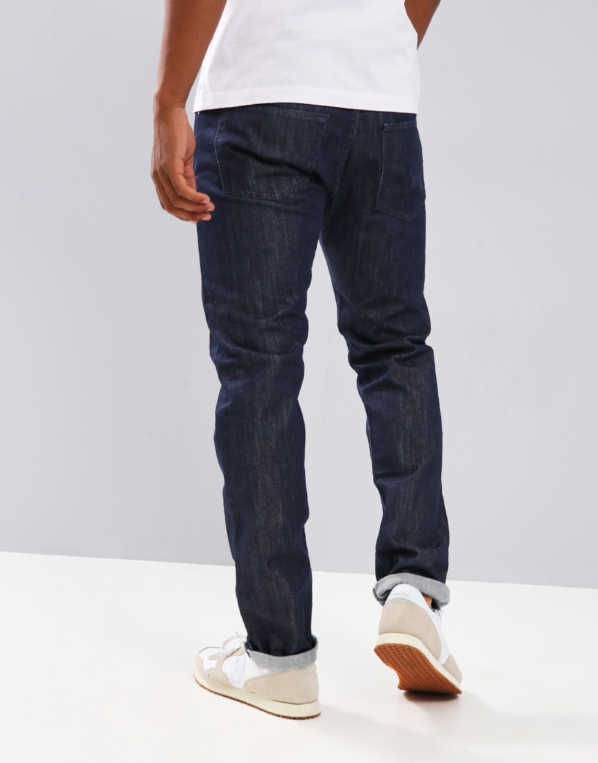 Edwin ED-55 Regular Tapered Jeans Kingston Blue Rinse