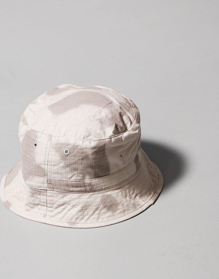 Edwin Bucket Hat Desert Smog Camo