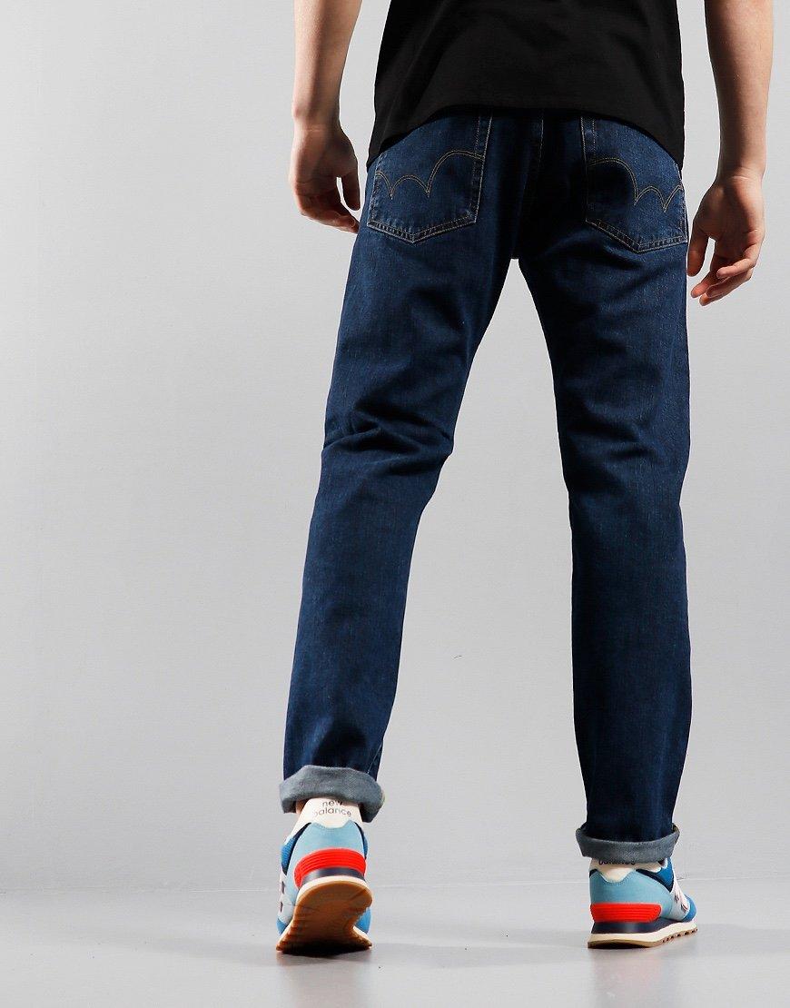 EDWIN ED-55 Regular Tapered Jeans Akira Wash