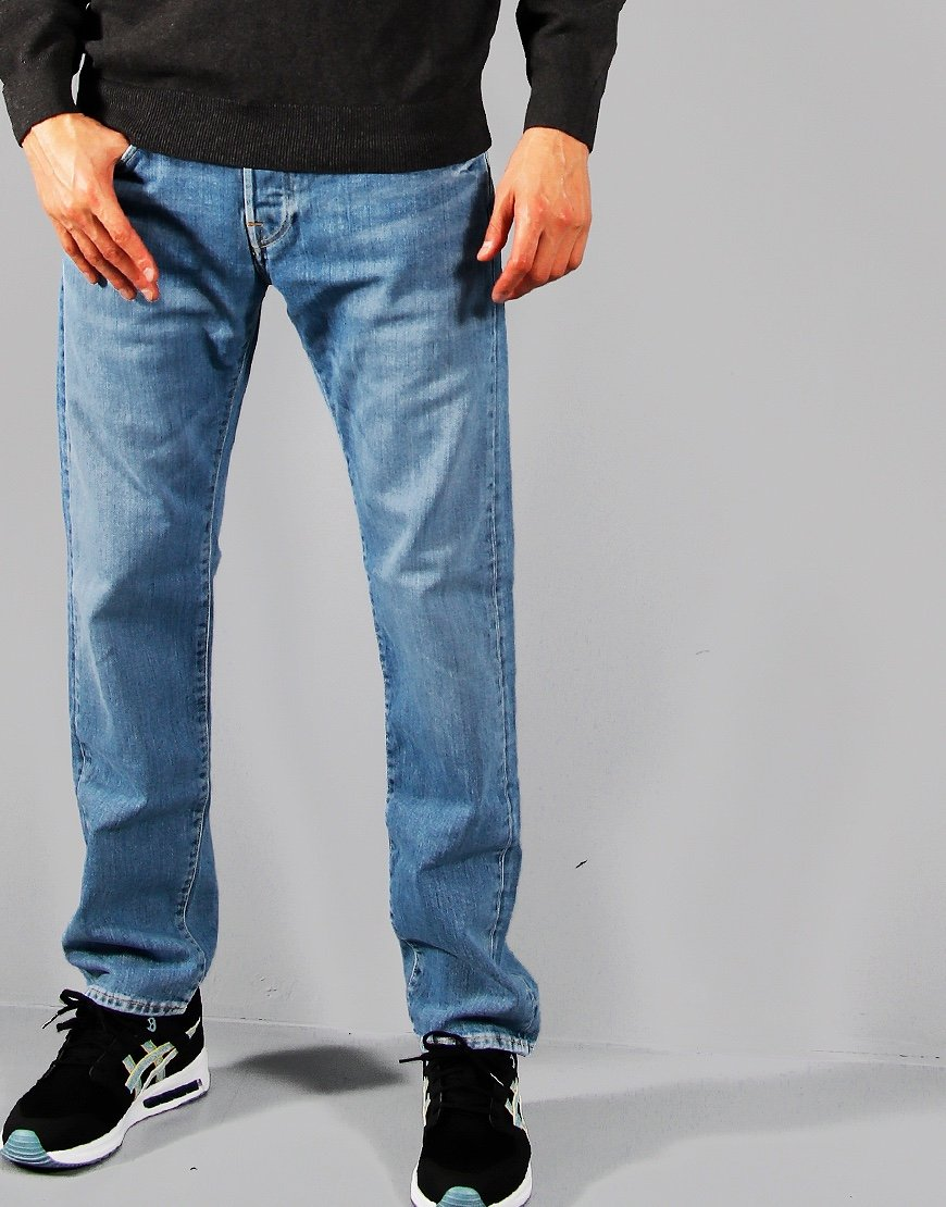 EDWIN ED-80 Slim Tapered Blue Azumi Left Hand Denim