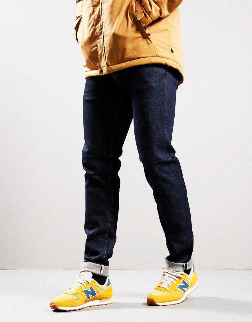 EDWIN Slim Tapered Kaihara Jeans GW Selvedge Blue