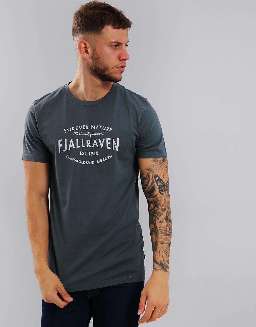 Fjällräven Est. 1960 T-Shirt Dusk