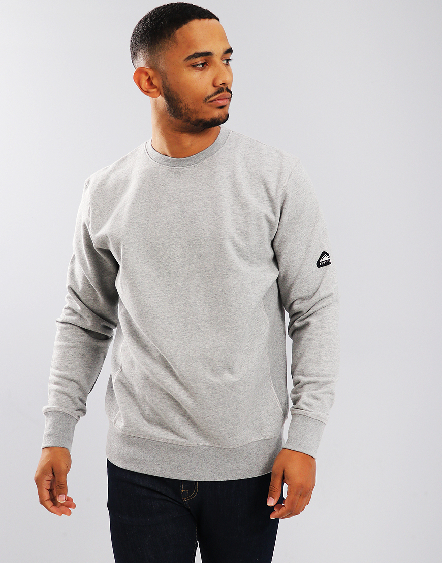 Penfield Eastbay Crew Sweat Grey