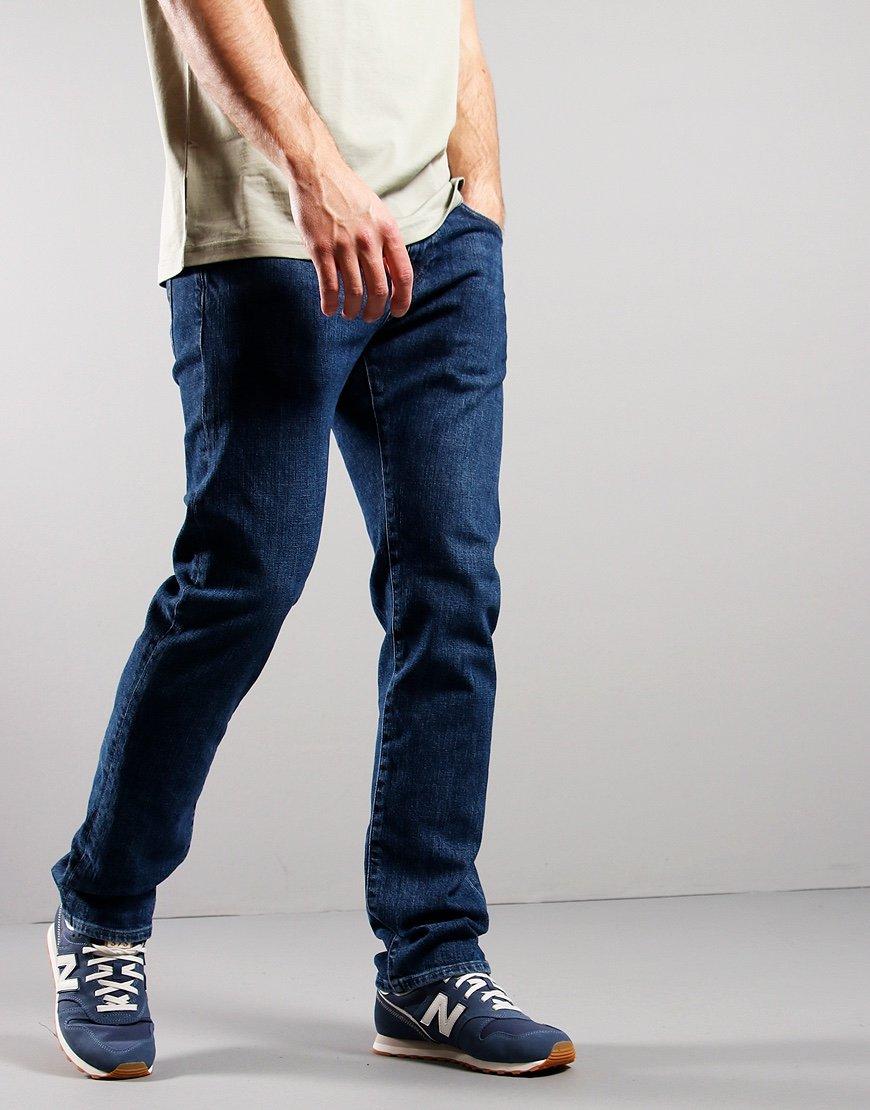 Edwin ED-55 Ryota Jeans Yuuki Blue Denium