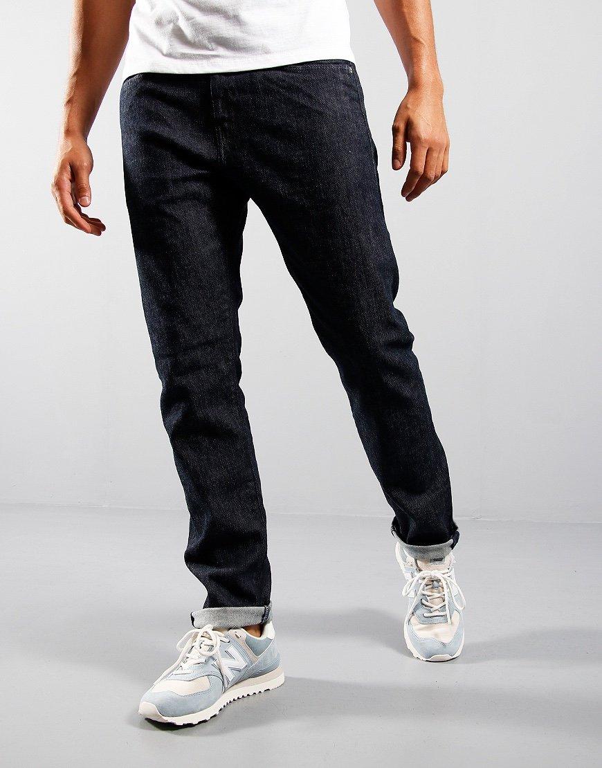 EDWIN ED-80 CS Yuuki Jeans Blue Rinsed