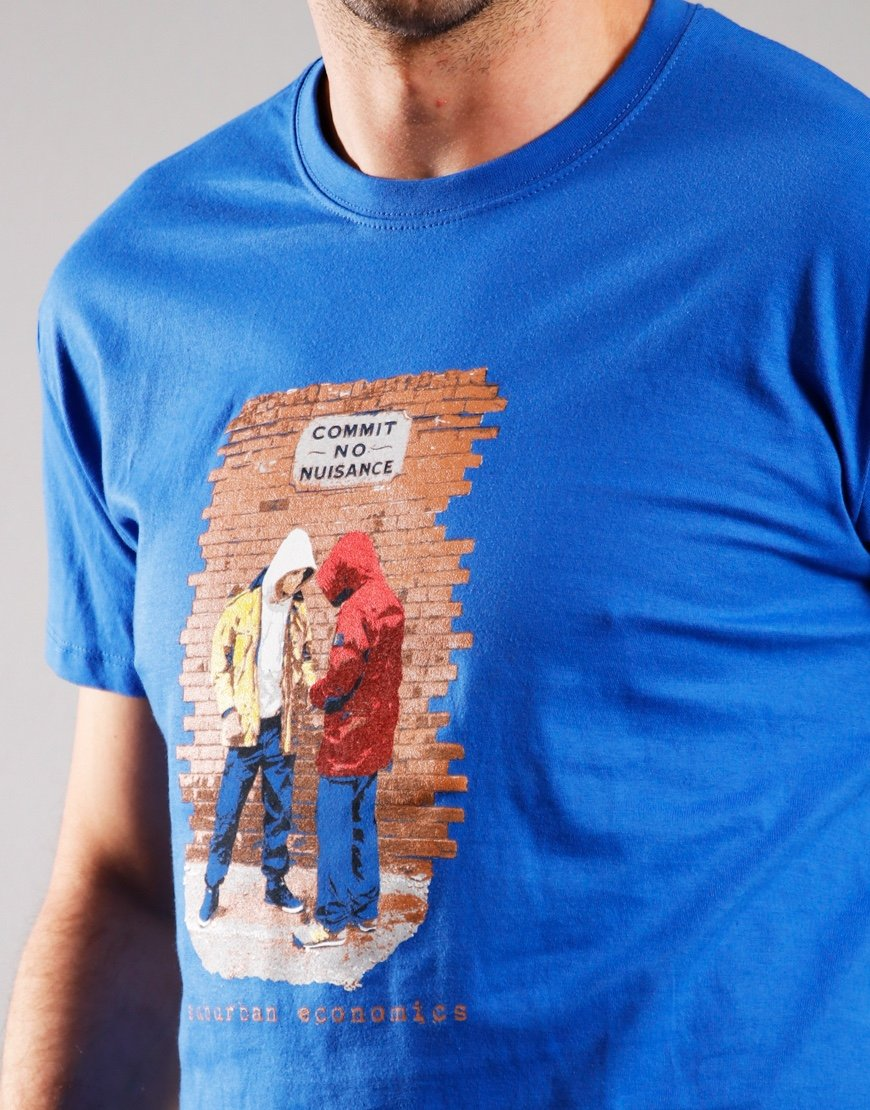 Eighties Casuals Commit No Nuisance Blue