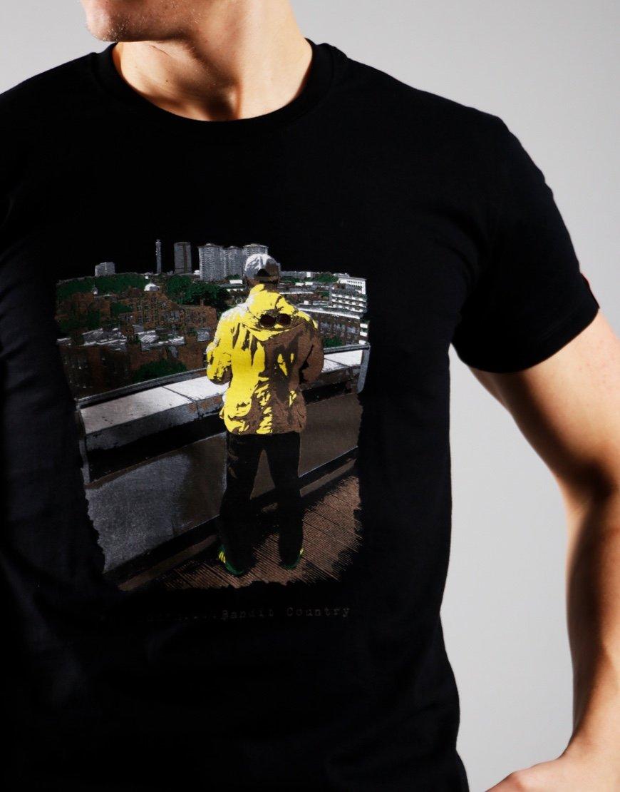 Eighties Casuals Deep South T-Shirt Black