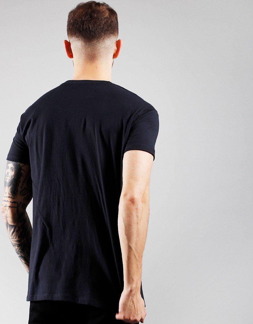 Eighties Casuals Northern Soul T-Shirt Navy