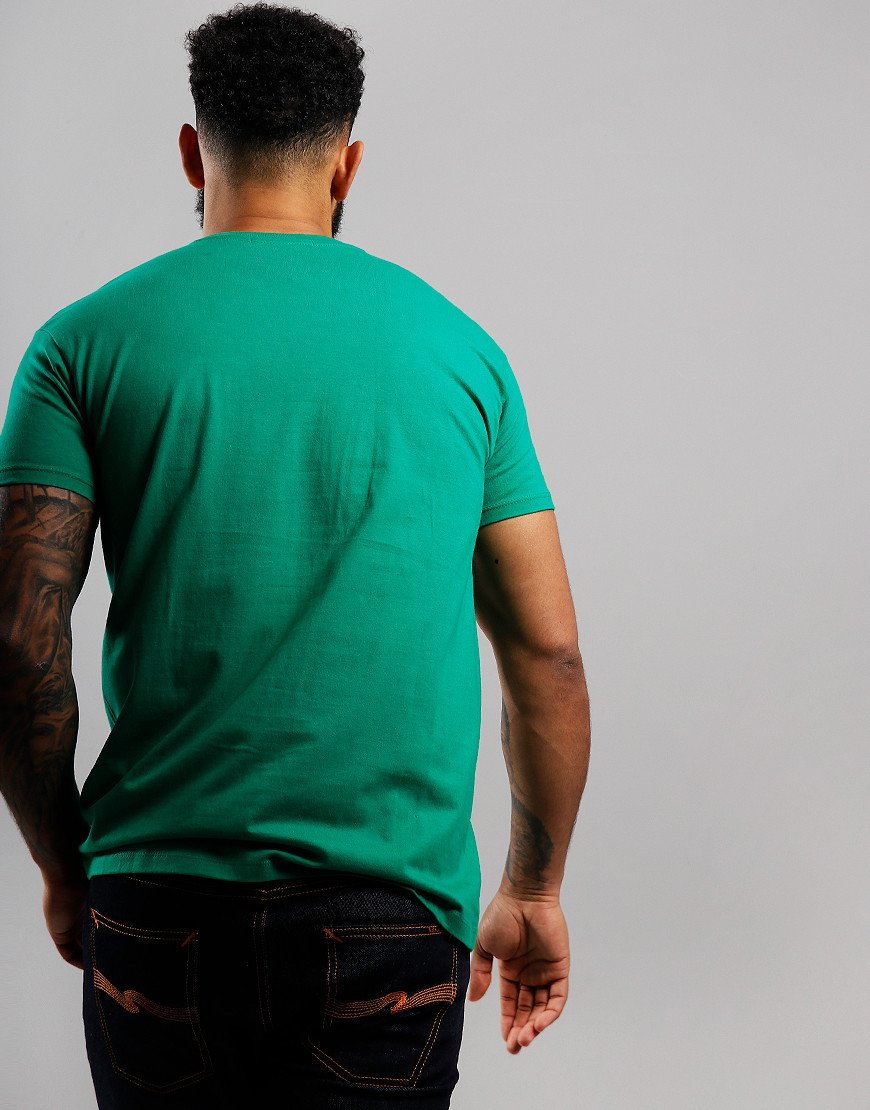 Eighties Casuals Northern Soul T-Shirt Green