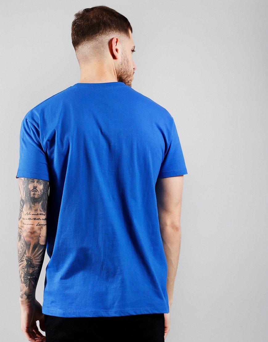 Eighties Casuals Northern Monkey T-Shirt Blue