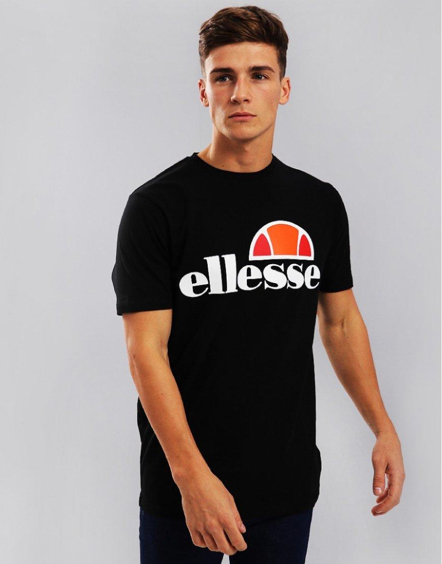 Ellesse Prado T-Shirt  Anthracite