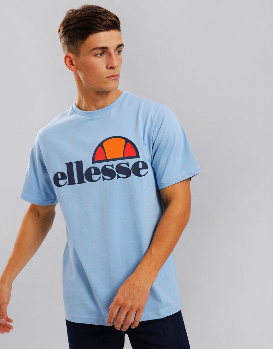 Ellesse Prado T-Shirt Placid Blue