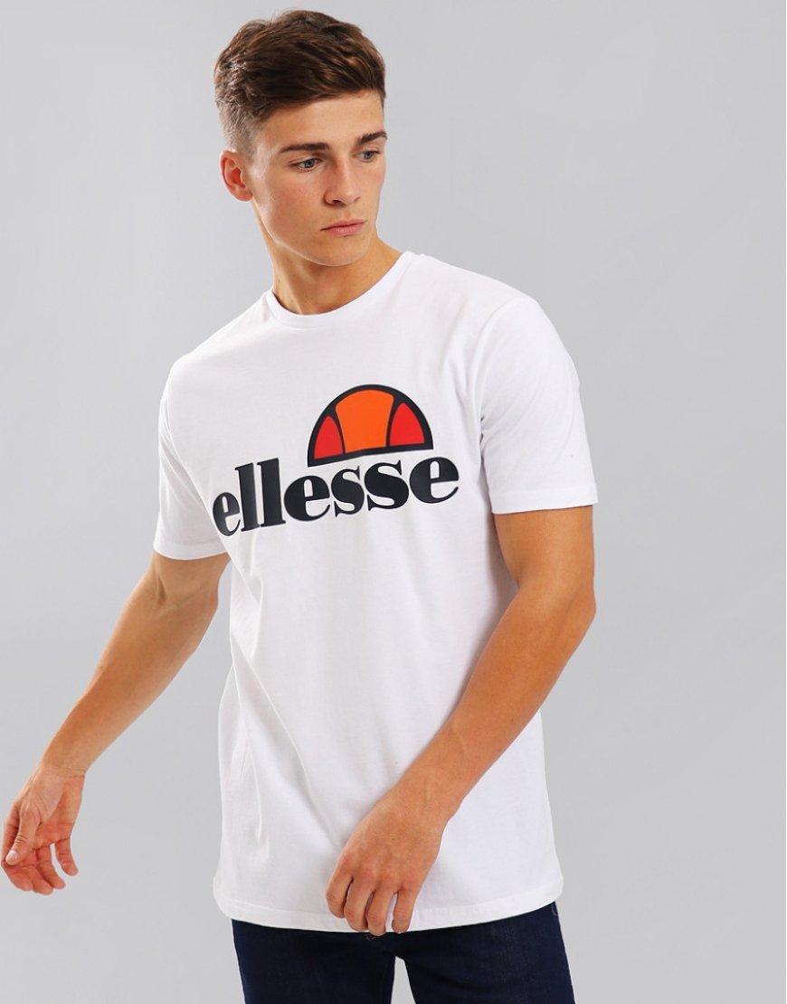 Ellesse Prado T-Shirt Optic White