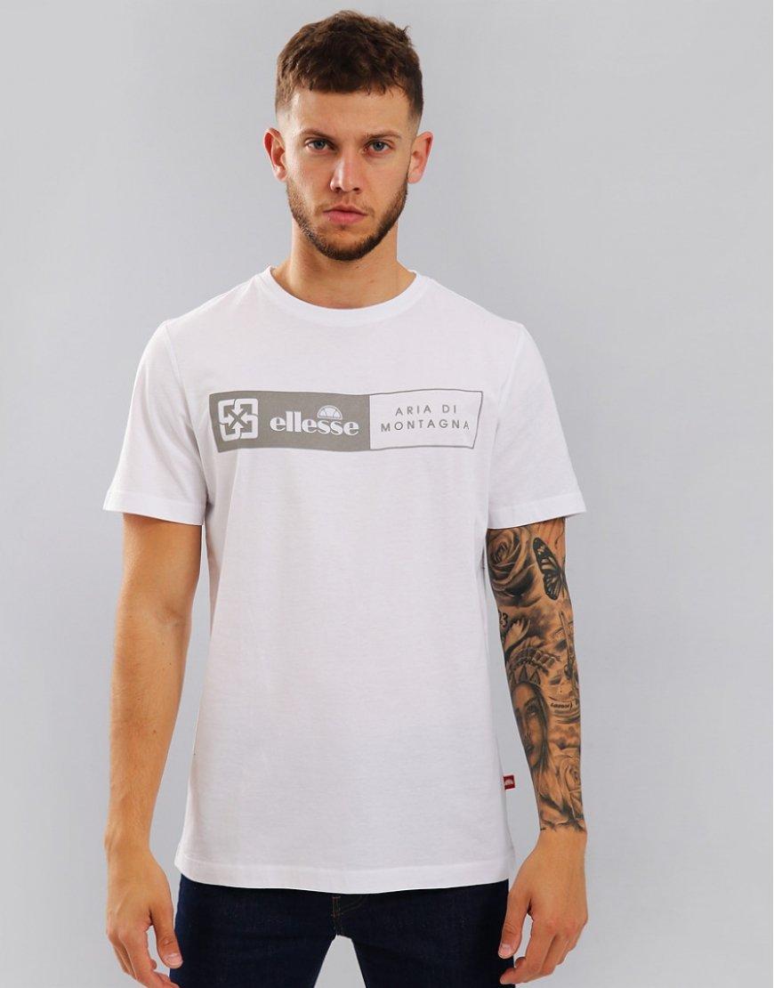 Ellesse Rasulo T-Shirt White