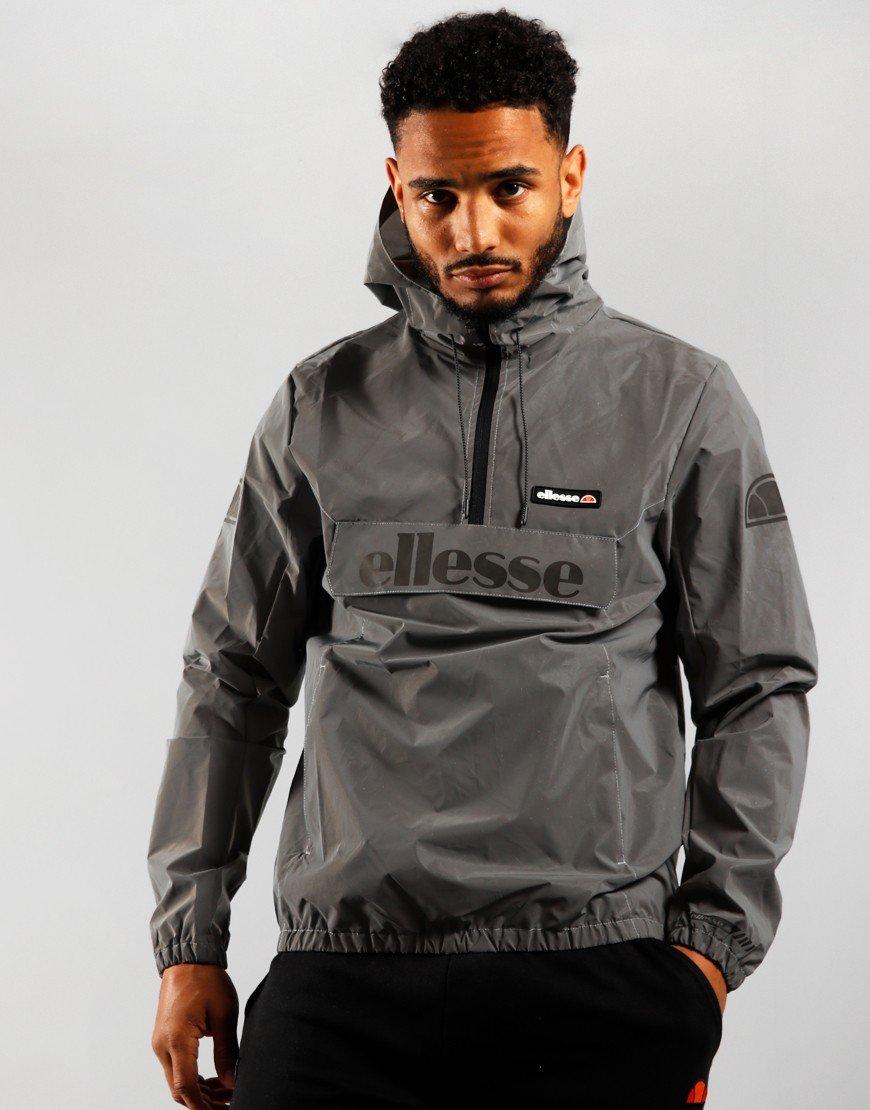 Ellesse Berto 2 1/2 Zip Jacket Reflective