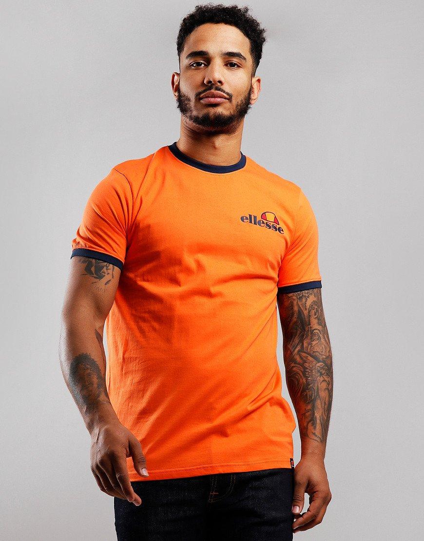 Ellesse Agrigento T-Shirt Firecracker
