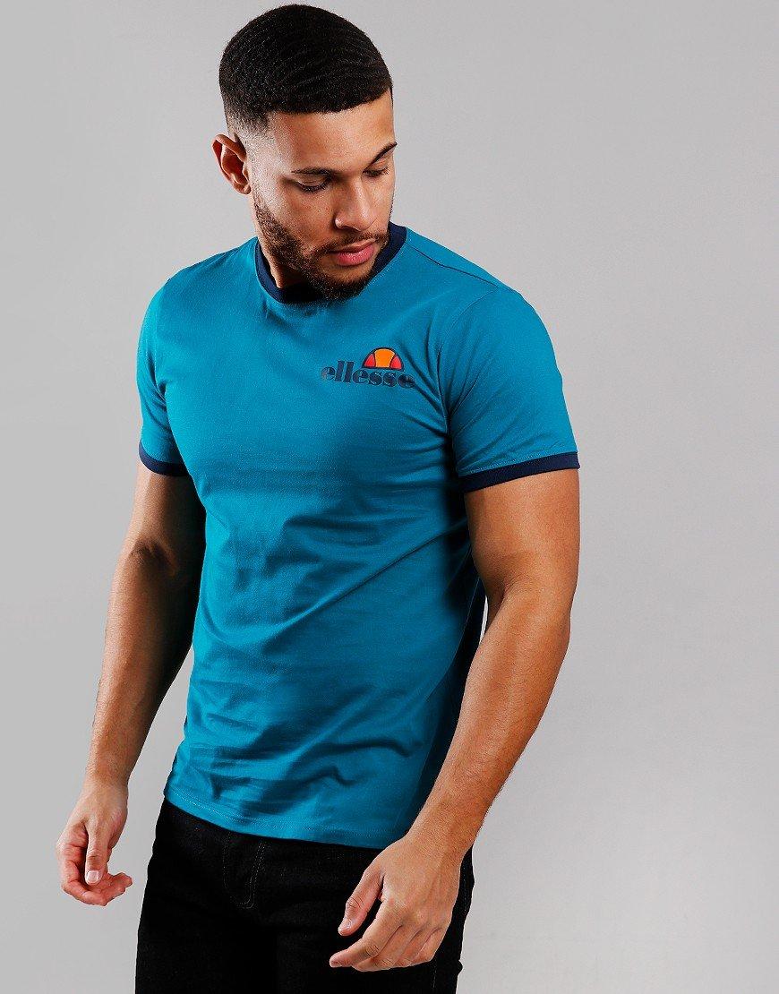 Ellesse Agrigento T-Shirt Funfair Green