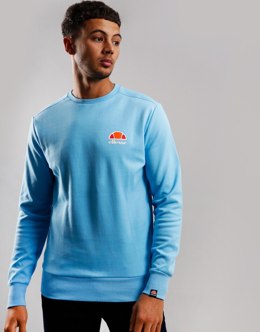 Ellesse Anguilla Crew Sweat Light Blue