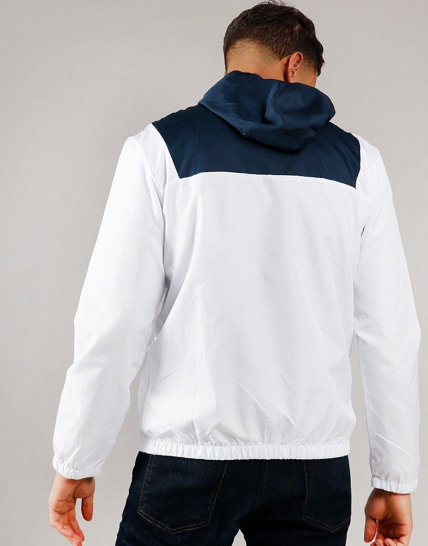 Ellesse Bandita Overhead Jacket White/Navy