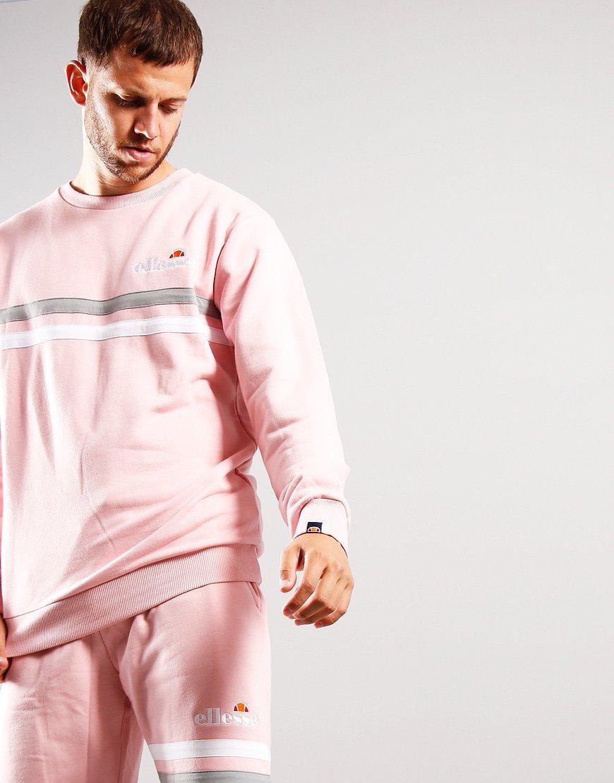 Ellesse Bellucci Sweat Light Pink