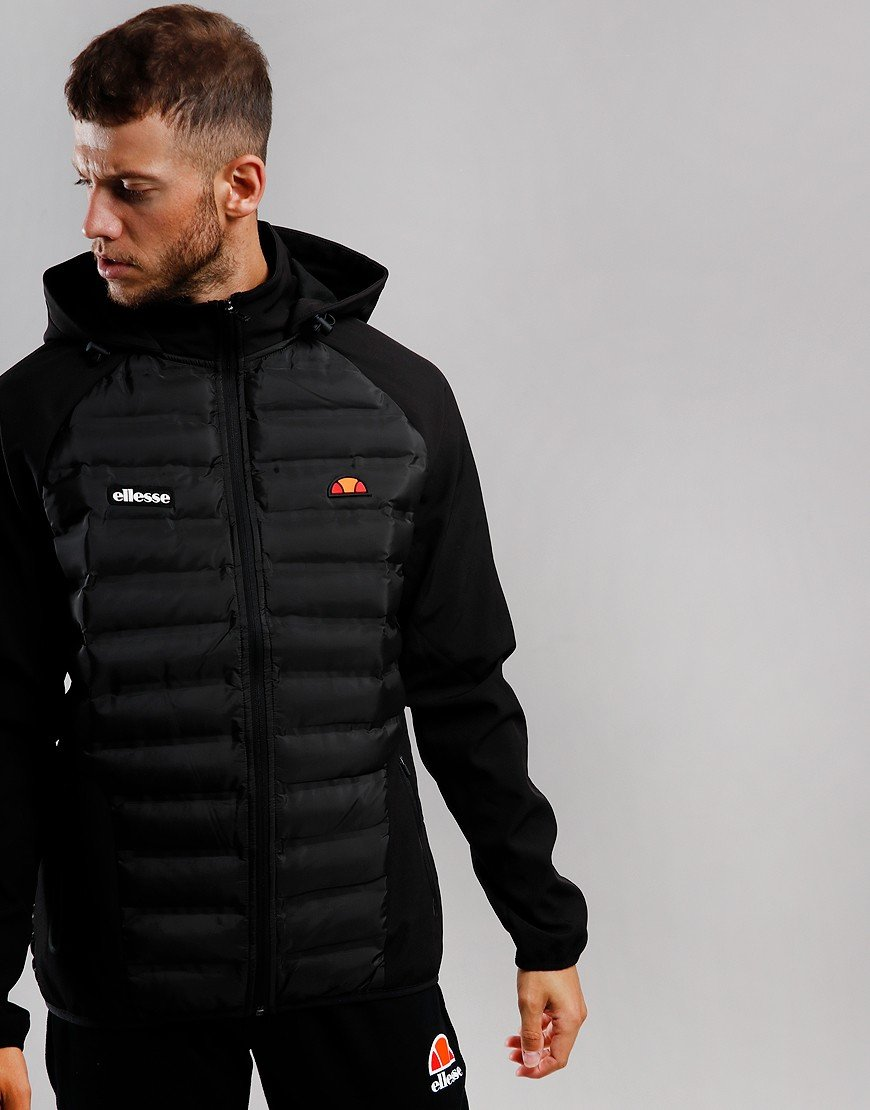 Ellesse Berici Jacket Black