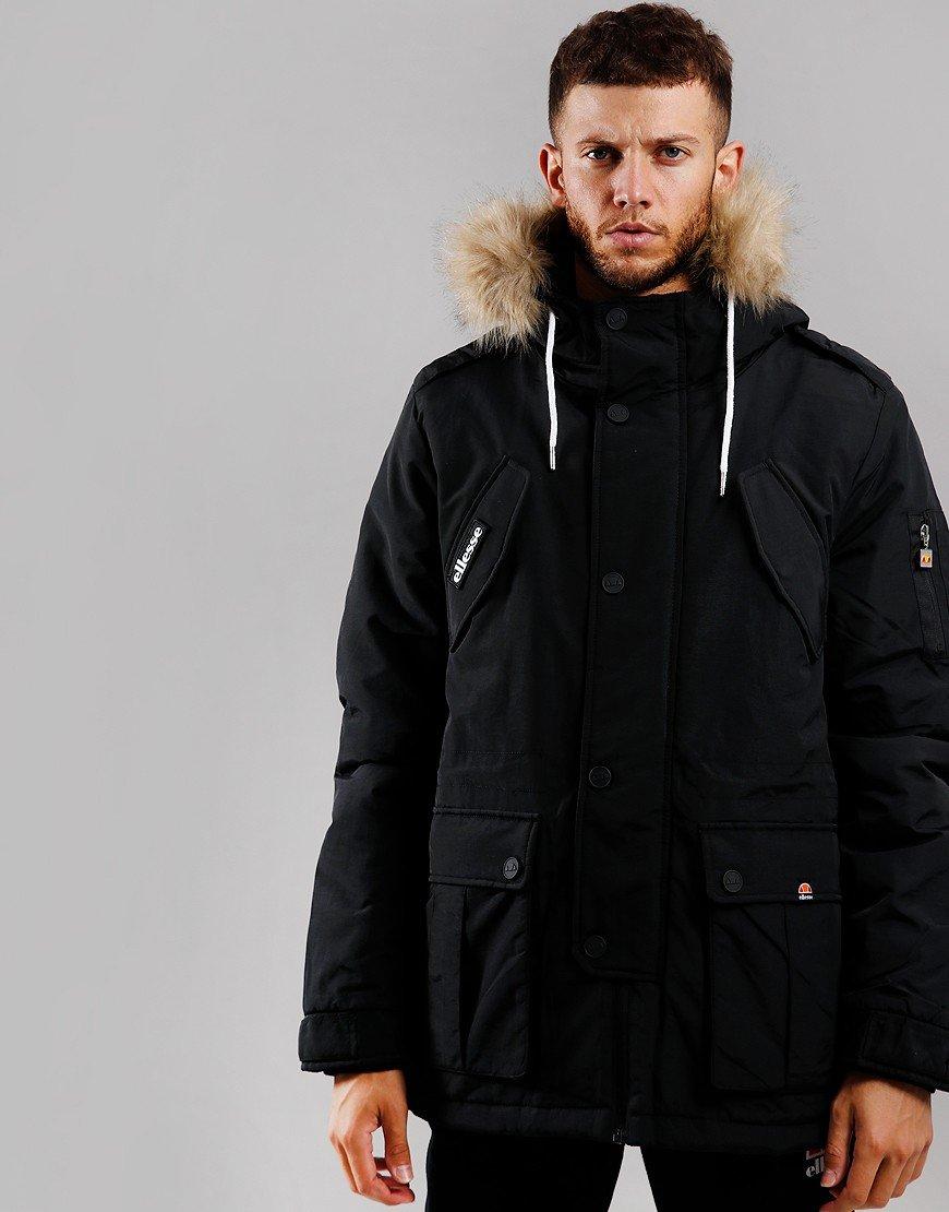 Ellesse Blizzard Jacket Black