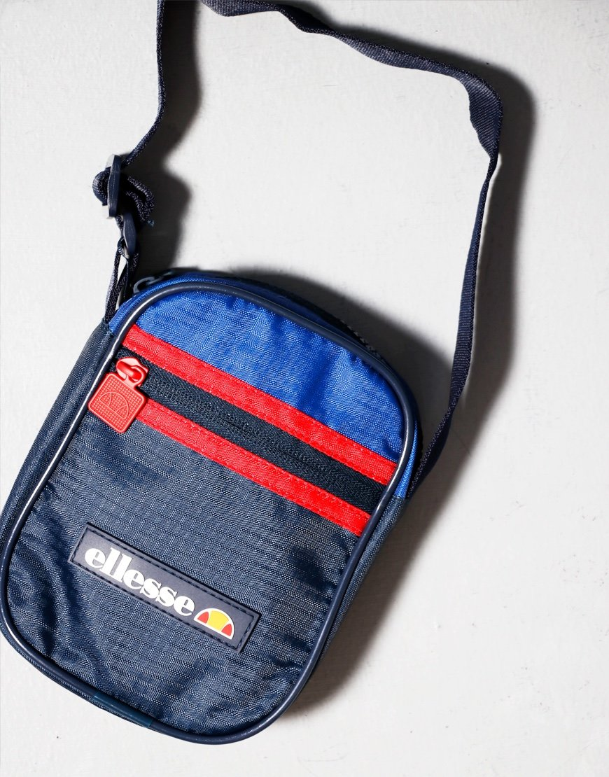 Ellesse Brekko Side Bag Navy/Blue