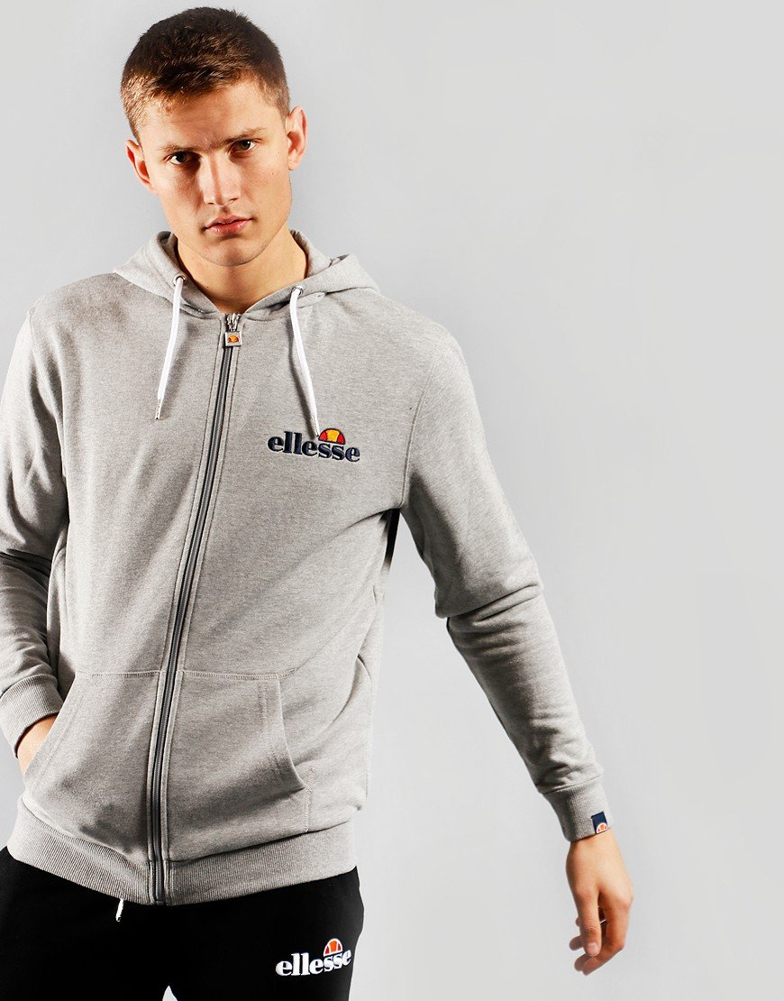 Ellesse Briero Hoody  Grey Marl