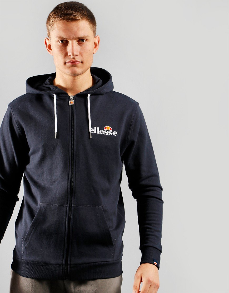 Ellesse Briero Hoody  Navy