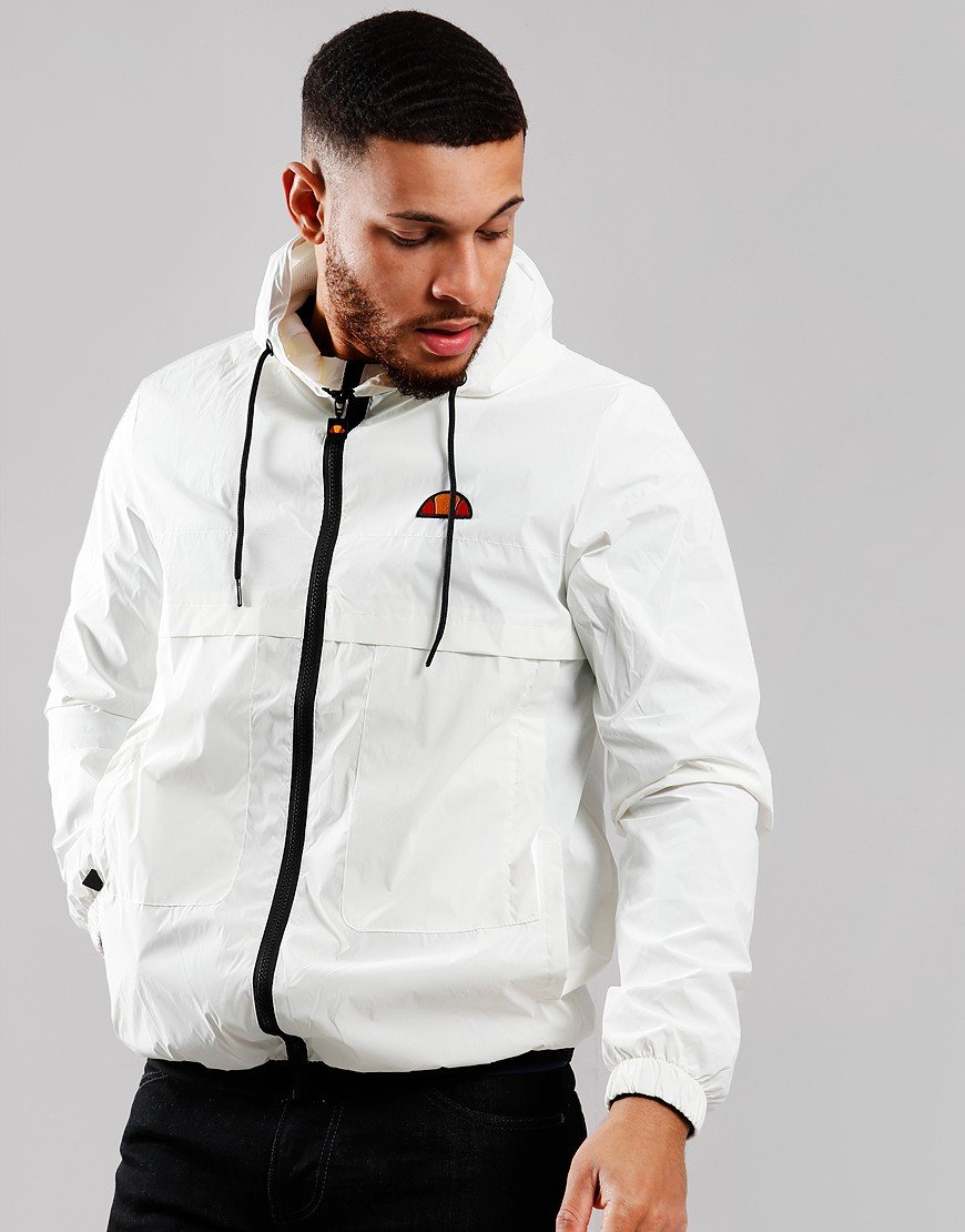 Ellesse Calimera Reflective Jacket White