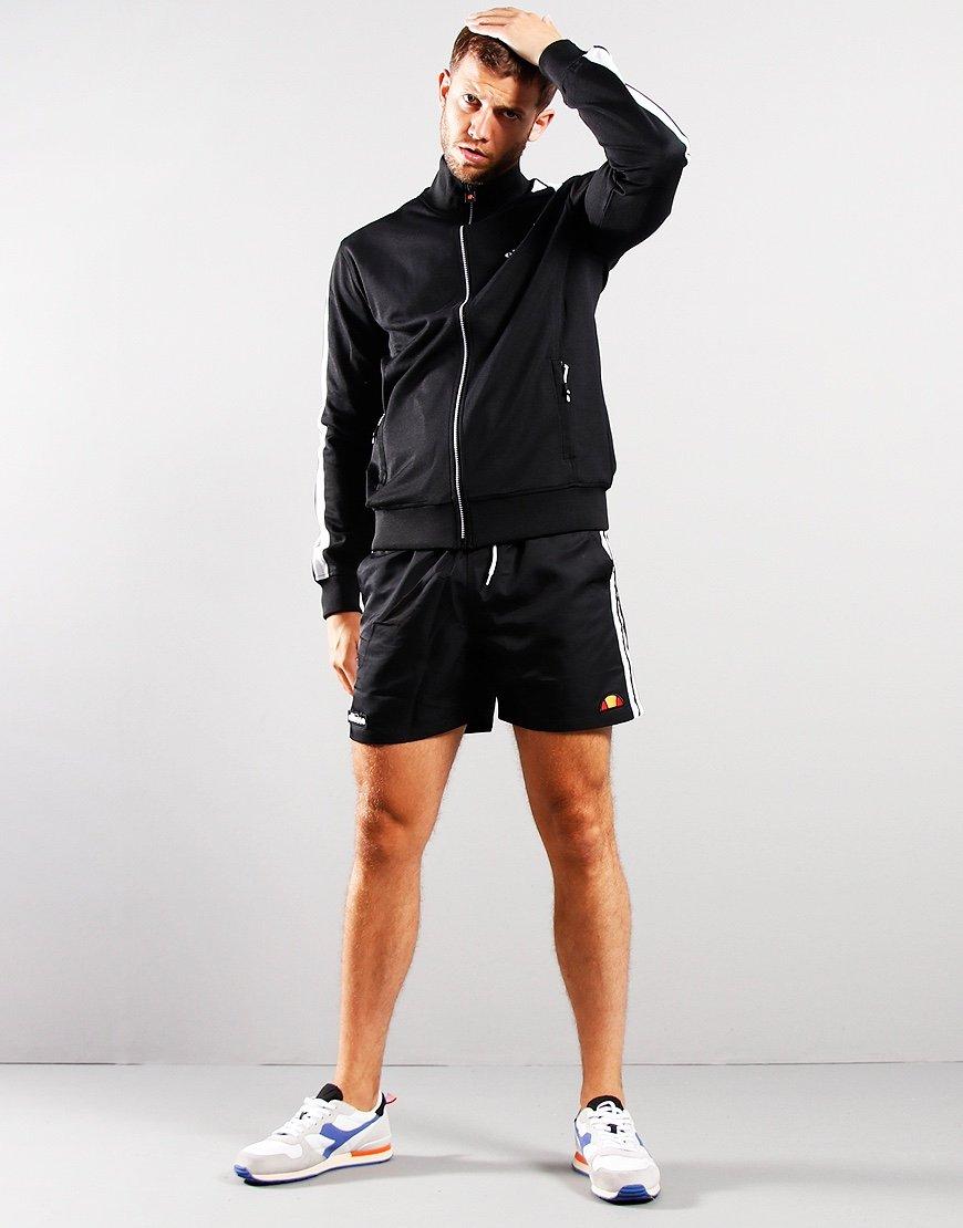 Ellesse Genoa Swim Shorts Black/White