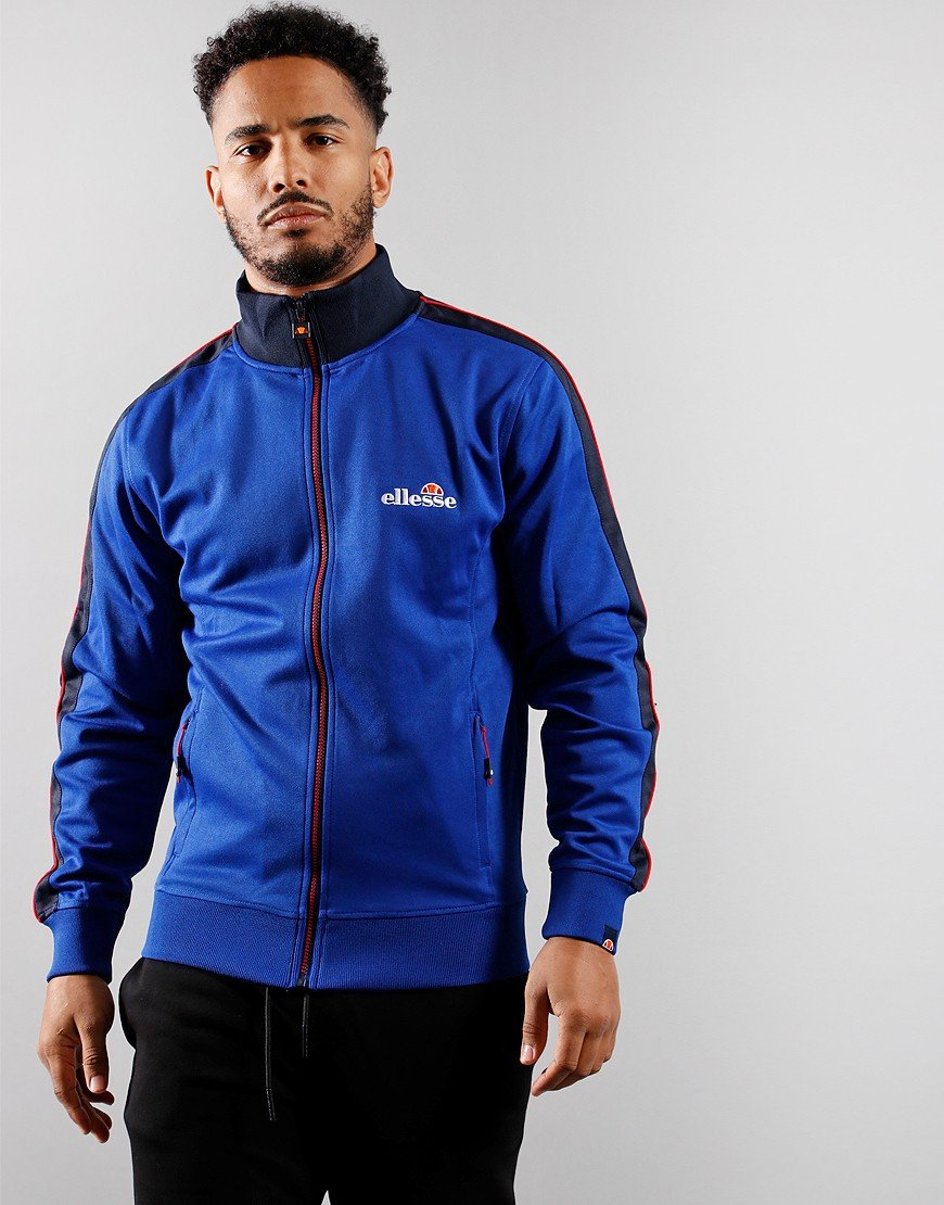 Ellesse Giandoso Track Jacket Blue