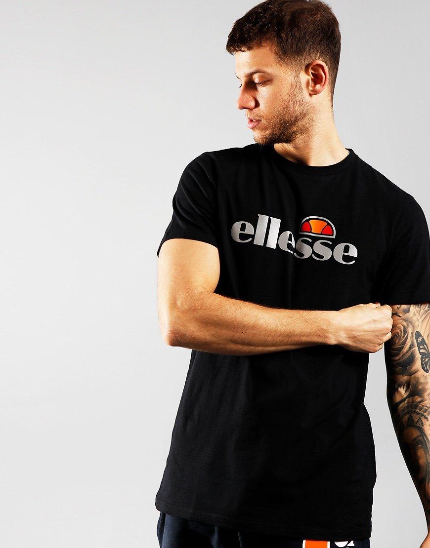 Ellesse Giniti 2 T-shirt  Black