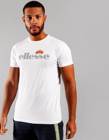 Ellesse Giniti 2 T-Shirt White
